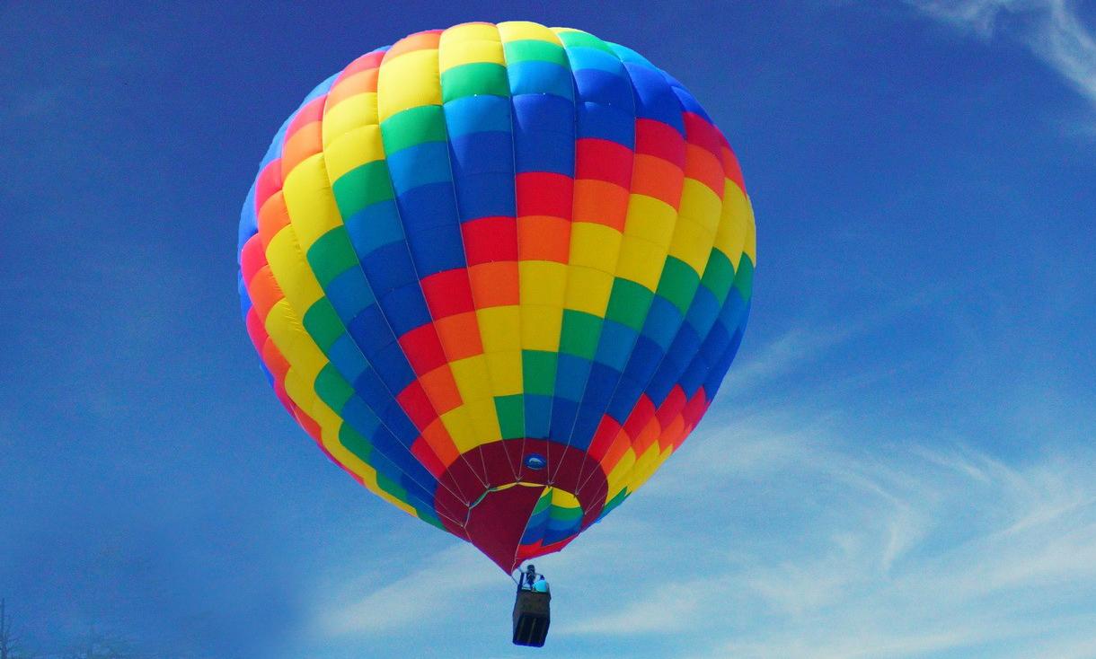 Как работает воздушный шар?   Интересности   аэростат, воздух ...